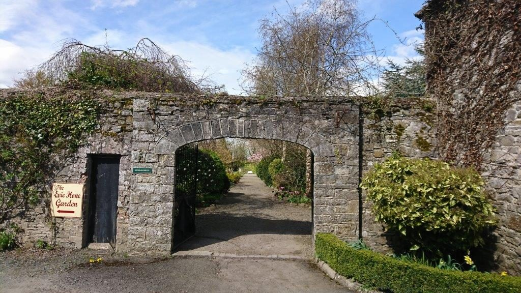 Leixlip Garden & Manor  Entrance